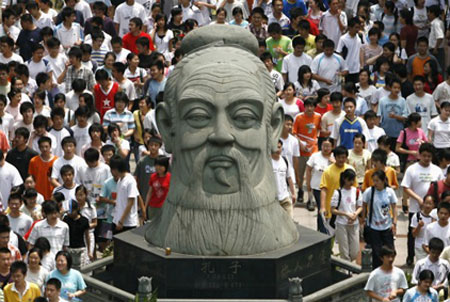 Confucius-in-China