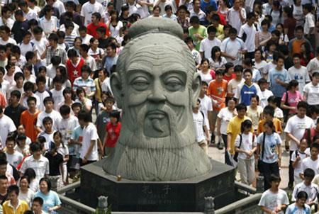 Confucius-in-China